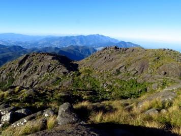 Pico do Itaguaré -Serra da Mantiqueira - SP