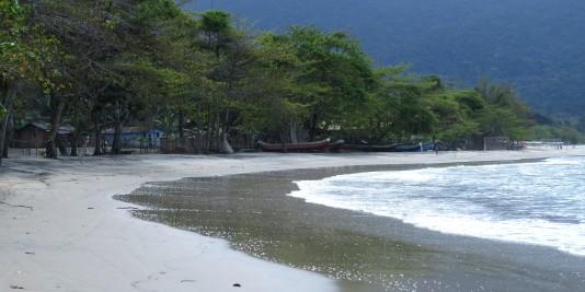 Praia de Castelhanos - Ilhabela - SP