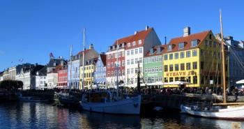 Nyhavn - Copenhagen - Denmark - 7 Cantos do Mundo