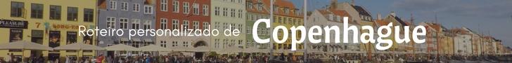 Roteiro personalizado de Copenhague - Dinamarca